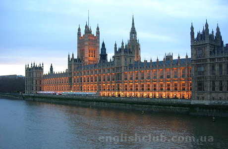 London, House of Parliament