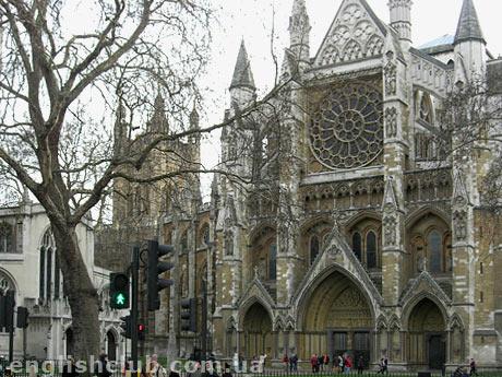 Лондон, Westminster Abbey